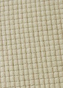 Stretch Beige fabric stretches up to 30% and contours to your furniture like a glove. Custom Slipcovers, Furniture Slipcovers, Dining Chair Slipcovers, Loveseat Covers, Dining Chair Covers, Pattern Mixing, Contours, Glove, Waffle