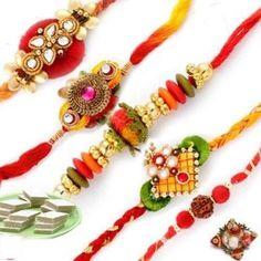 Spirited New Friendship Rakhi Rakshabandan Indian Bracelet Exclusive Wristband Collectibles Wristbands