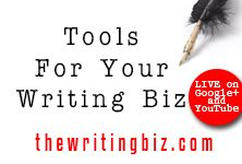 Learn more About The Writing Biz a videocast & podcast that helps writers manage and grow their business. http://thewritingbiz.com #tools #writingtools #writing