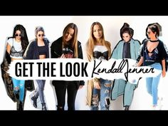 Carla Castillo Montoya: By: Dare to DIY [Kendall Jenner Get The Look | OUT...