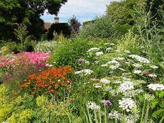 great dixter gardens england   English Garden, famous, Famous English gardens visit