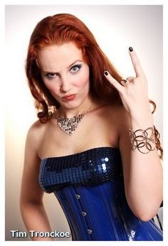 Oct 2008 - Photoshoot by Tim Tronckoe for Metal Female Voices Fest - 001~98 - Simone Simons Daily