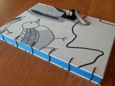 coptic binding by Ryoko Shimizu
