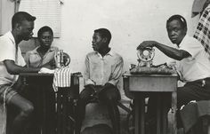 """Paul Strand's Portraits of Modernity: 1960s Ghana-----> Use """"Portrait of Place"""" for class project."""