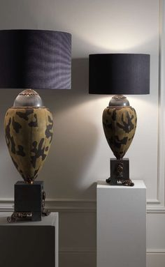 InStyle Decor.com Luxury Hotel Table Lamps, Hotel Lobby Table Lamps, VIP