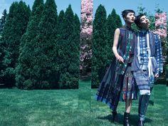 Vogue US, August 2014 | Mikael Jansson