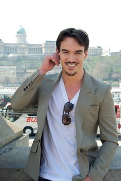 Jonathan Rhys Meyers 2013 | Jonathan Rhys Meyers opens up about sobriety battle - Daily Dish