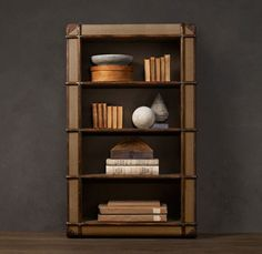 richardtrunk1 Refined Vintage Furniture Items Made Out of Old Trunks