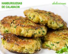 Taste this Authentic Italian Recipe, Potato&Zucchini Medallions are a tasty main dishes and they are made with. Zucchini Crab Cakes, Zucchini Patties, Zucchini Pancakes, Cucumber Recipes, Veggie Recipes, Vegetarian Recipes, Healthy Recipes, Potato Cakes, Italian Recipes