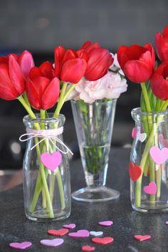 Cute and cheap flower arrangements