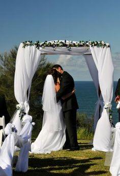 Wedding beach decor... Outdoor