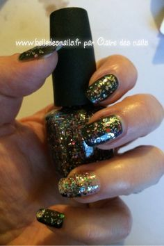 #nailart dynamite colors - Belle des nails
