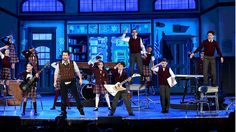 See 'School of Rock' Shred Tony Awards With 'You're in the Band' #headphones #music #headphones