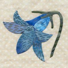 harebell (for Wildflower quilt)