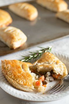 Meat and Vegetable Pasty | 26 Foods All Midwesterners Grew Up With