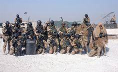 KCT CT company deployment in Iraq