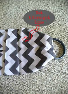 DIY Ring Sling Tutorial - The Un-Coordinated Mommy - Atlanta Mom Blogger