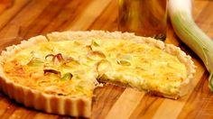 A massa de quiche é uma receita tradicional frança, seu delicioso recheio deixa um sabor irresistível. Vamos apresentar algumas receitas super práticas.