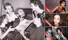 A prodigious womaniser and food connoisseur who kept some 20 luxurious properties throughout the Caribbean — including a private island he used to visit on his yacht — Castro was a complete fraud.