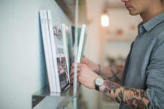 ZAMM Magazines Vienna Vienna, Coffee Shop, Magazines, Concept, Coffee Shops, Loft Cafe, Journals, Coffeehouse