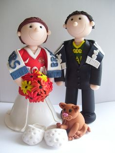 Eternal Cake Toppers - Football fans gallery | eternalcaketoppers.com