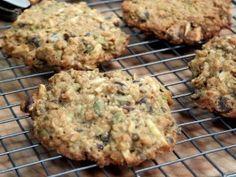 Bal's Lentil Cookies from CookingChannelTV.com
