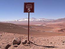 Nevado Tres Cruces National Park - Wikipedia, the free encyclopedia