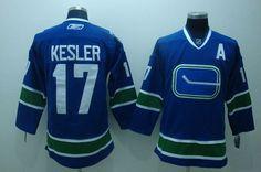 e7913c285 Canucks  17 Ryan Kesler Embroidered Blue Third NHL Jersey  Emillia Kelly.  Trendy Fashion World · Cheap NHL Jerseys