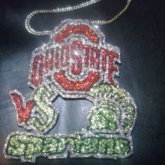 America this my new piece # Detroit State, Michigan State Spartans, Detroit Vs Everybody, Rose Bowl, Go Green, Champs, Custom Jewelry, America, Facebook