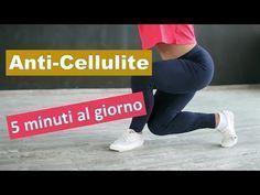 I migliori esercizi per bruciare grasso nelle cosce - YouTube