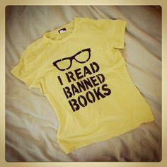 I Read Banned Books