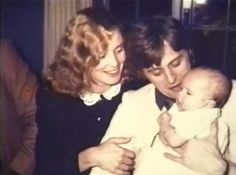 With Jessica Lange and their daughter Aleksandra (Shura)