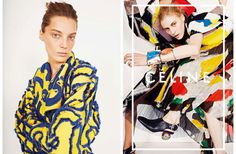 Celine Spring/Summer 2014 campaign.  Top 10 Campaigns of the Season - BoF - The Business of Fashion