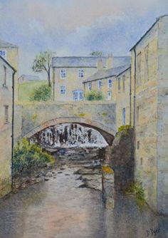 Bridge at Hawes Wensleydale