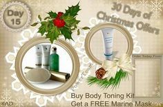 Get toned in time for Xmas with this fantastic offer. Forever's toning kit - wrap you up for Christmas this year to melt away the inches & whilst you sit back and relax enjoy a beautiful marine mask for free! Christmas Fairy, Christmas Gifts, Xmas, Christmas Offers, Get Toned, Look Good Feel Good, Sit Back And Relax, 30 Day, Aloe Vera