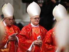 If the pope is chosen based on amount of tweeting, then Cardinal Odilo Scherer of Brazil is your next pontiff (Image credit: REUTERS/Stefano Rellandini)
