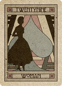 29a/39. Woman - Chelsea-Lenormand by Neil Lovell