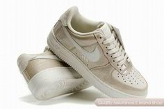 nike air force 1 unisex khaki white shoes p 3687