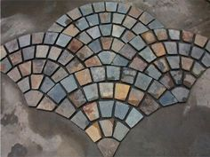 Kakadu Rustic Cobblestones on mesh sheets in a Fan Pattern Suited to Driveways, Pathways and patio areas. New Product and must be ordered in. Cobblestone Pavers, Driveways, Pathways, New Product, Mesh, Patio, Fan, Rustic, Pattern