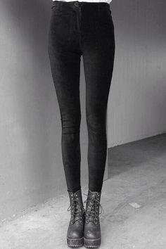 Perfect skinny legs