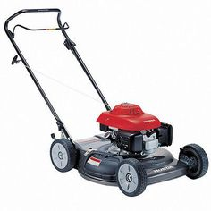 Walk-Behind Mowers 71272: Honda 160Cc Gas 21 Side Discharge Lawn Mower 660440 New -> BUY IT NOW ONLY: $349 on eBay!