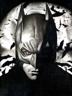 Batman by Anthony-Woods on @DeviantArt