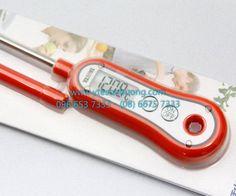 Nhiệt kế điện tử nhà bếp Tanita TT-533 - Giá bán:788.000 -Liên hệ: 096 653 7333 hoặc 08 6675 7333 - Email: hotro@ytesonhuong.com