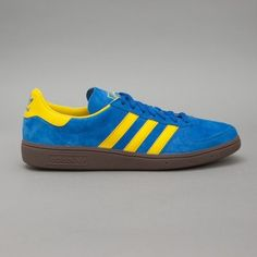 Adidas.  Interesting how retro design is coming back at a premium