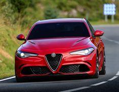 Nuevo Alfa Romeo Giulia en Motor Village #AlfaRomeo #Giulia