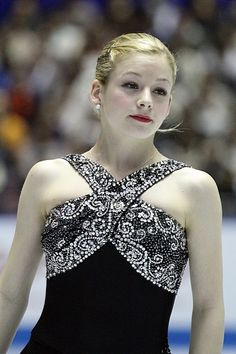 World Team Trophy Gracie GOLD LOVE the skating dress