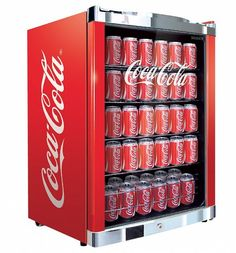 Coca-Cola Undercounter Fridge from Husky : Main