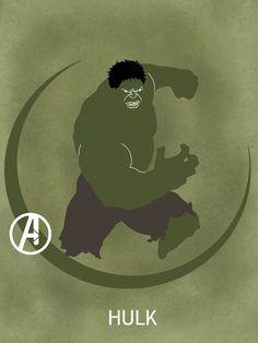 #Hulk #Fan #Art. (The Hulk Poster) By: Mr-Saxon. ÅWESOMENESS!!!™