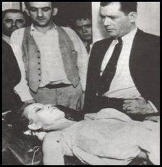 b in morgue