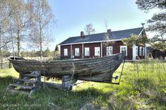 Myynnissä - Omakotitalo, Kiikka, Sastamala:   #puutalo #oikotieasunnot #punamulta